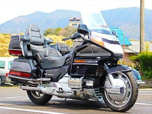 ホンダ/GL1500 サイドカー 3人乗り