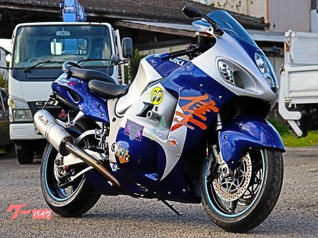 スズキ GSX1300Rハヤブサの画像(佐賀県