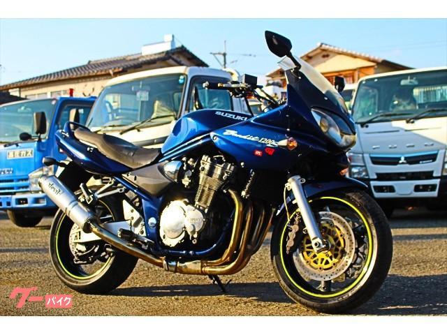 スズキ Bandit1200Sの画像(佐賀県