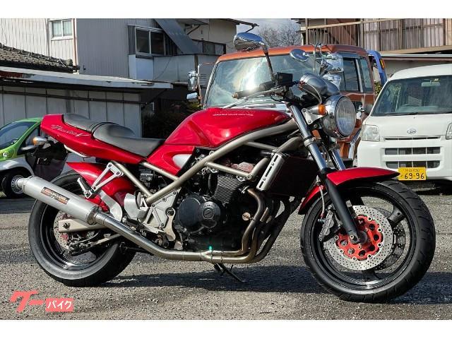スズキ Bandit400Vの画像(佐賀県