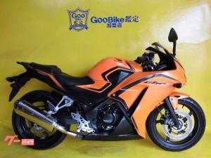 ホンダ/CBR250R-3 ABS SE 無限 グーバイク鑑定車
