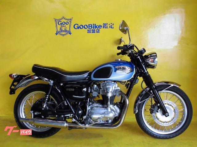 カワサキ W650 グーバイク鑑定車の画像(長崎県