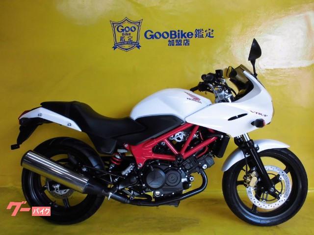 ホンダ VTR250F ETC グーバイク鑑定車の画像(長崎県