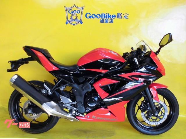 カワサキ Ninja 250SL グーバイク鑑定車の画像(長崎県