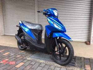 スズキ/アドレス110 新車 インジェクション車輌