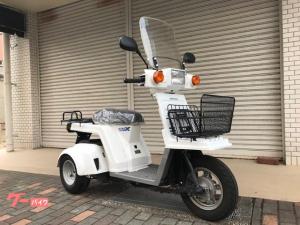 ホンダ/ジャイロX インジェクション車 4スト