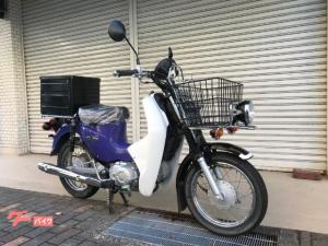 ホンダ/スーパーカブ110プロ インジェクション車輛
