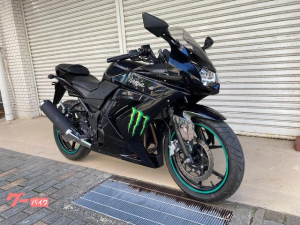 カワサキ/Ninja 250R  インジェクション車輛 ETC付き