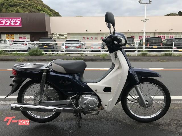 ホンダ スーパーカブ50 FIの画像(鹿児島県