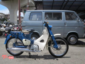 ホンダ/スーパーカブC100