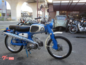 ホンダ/スポーツカブC110