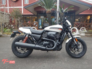 HARLEY-DAVIDSON/XG750A ストリートロッド グーバイク鑑定車