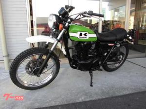 カワサキ/250TR
