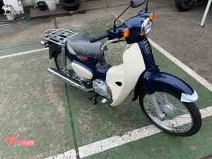 ホンダ/スーパーカブ110 新車 熊本生産モデル