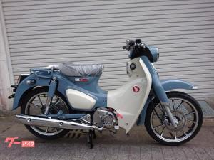 ホンダ/スーパーカブC125 新色