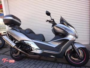 ホンダ/シルバーウイングGT600