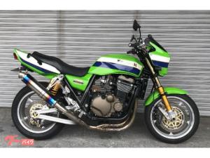 カワサキ/ZRX1200RヨシムラTMRオーリンズ