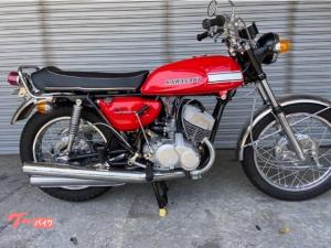 カワサキ/500SS