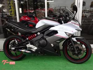 カワサキ/Ninja 400R BEETフルエキ フェンダーレス