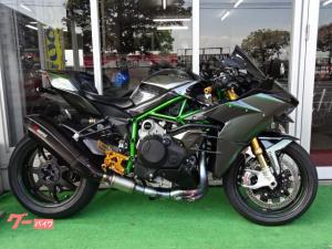 カワサキ/Ninja H2 カーボン カーボンホイール グーバイク鑑定車