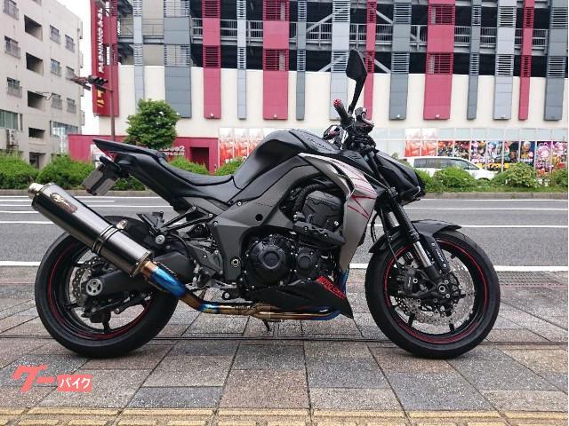 カワサキ Z1000 グーバイク鑑定車の画像(大分県