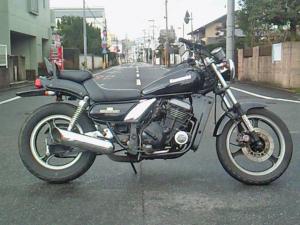 カワサキ/エリミネーター250 初期型