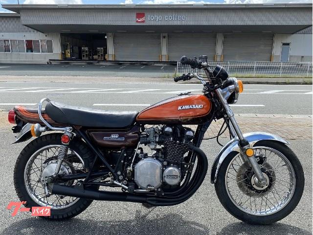 カワサキ Z-I  73年6月製造の画像(福岡県