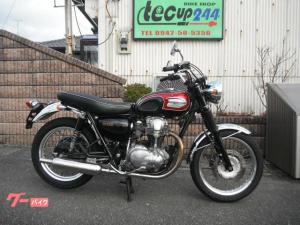 カワサキ/W650 BEETマフラー
