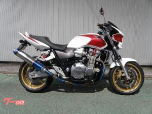 ホンダ/CB1300Super Four 前タイヤ・オイル・オイルフィルター・プラグ新品 ETC付