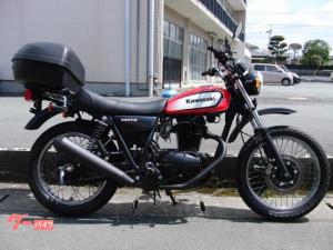 カワサキ/250TR キャブレター最終型