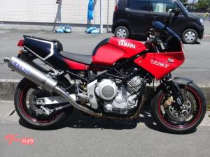 ヤマハ/TRX850 overレーシング・バックステップ