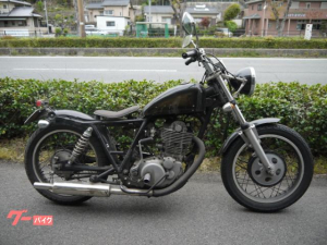 ヤマハ/SR400 カスタム