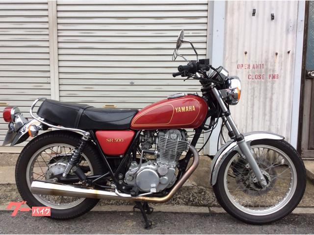 ヤマハ SR500の画像(福岡県