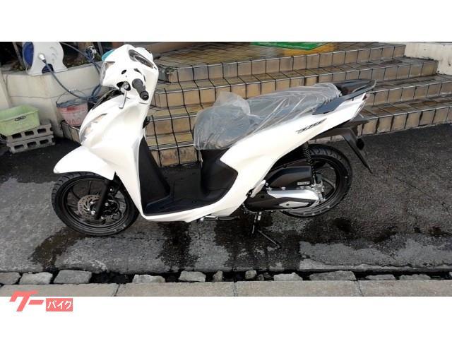 ホンダ Dio110 新型の画像(熊本県