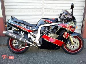 スズキ/GSX-R1100 油冷K型 ブレンボラジポン オーリンズサス