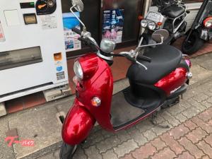 ヤマハ/ビーノ 外装新品 FIインジェクションモデル 4サイクル