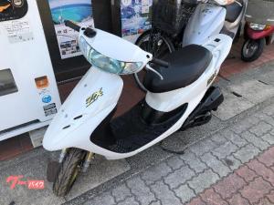 ホンダ/ライブDio ZX  外装新品 消耗品新品 本物3番エンジン