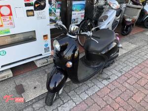 ヤマハ/ビーノ FIインジェクションモデル 4サイクル
