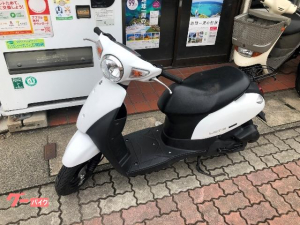 スズキ/レッツ 現行型 FIインジェクションモデル 4サイクル