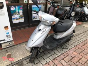 ヤマハ/JOG 4サイクル FIインジェクション 後期モデル