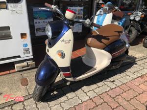 ヤマハ/ビーノDX 4サイクル FIインジェクションモデル