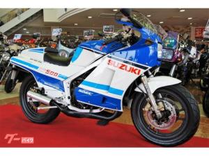 スズキ/RG500ガンマ 1985年初期型 フルノーマル