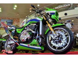 カワサキ/ZRX1100K-SPECフルコンプリートフルカスタム総額242万円以上
