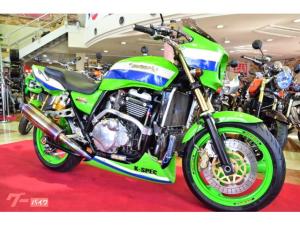 カワサキ/ZRX1100フルカスタム300kmフルスケールメーター付きカスタム総額126万円