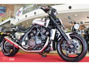 ヤマハ/VMAX1700 現行型 新品含むカスタムパーツ16万円以上付きRP22J