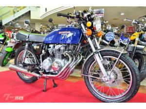 ホンダ/CB400F(408cc)セミレストア仕上げ1975年国内モデル