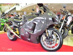 スズキ/GSX1300RハヤブサフルカーボンフルカスタムK4カスタム総額60万円以上