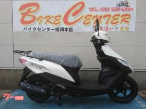 スズキ/アドレス125 新型