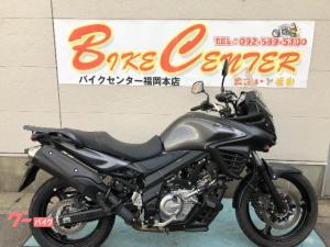 スズキ/V-ストローム650 ABS グリップヒーター付き