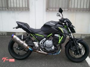 カワサキ/Z650ABS BEETマフラ